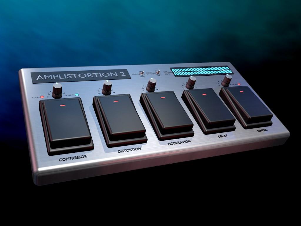Amplistortion 2 plugin vst gratuit